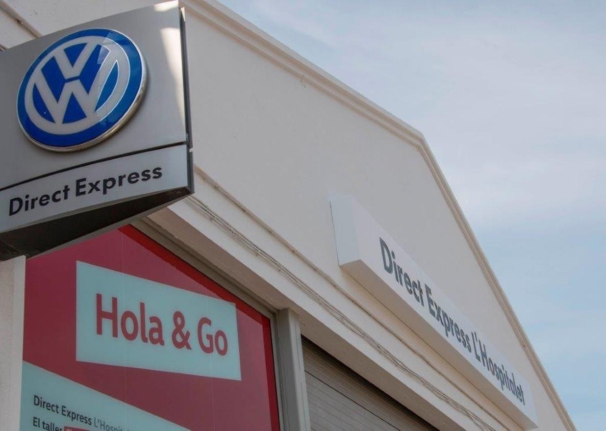 Volkswagen abre su primer centro Direct Express en España