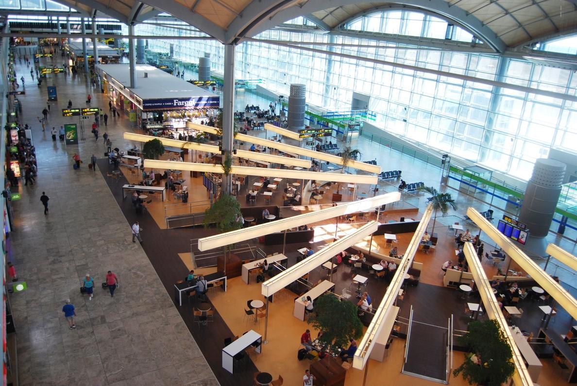 El aeropuerto contará con un supermercado a mediados de agosto en la terminal de Llegadas