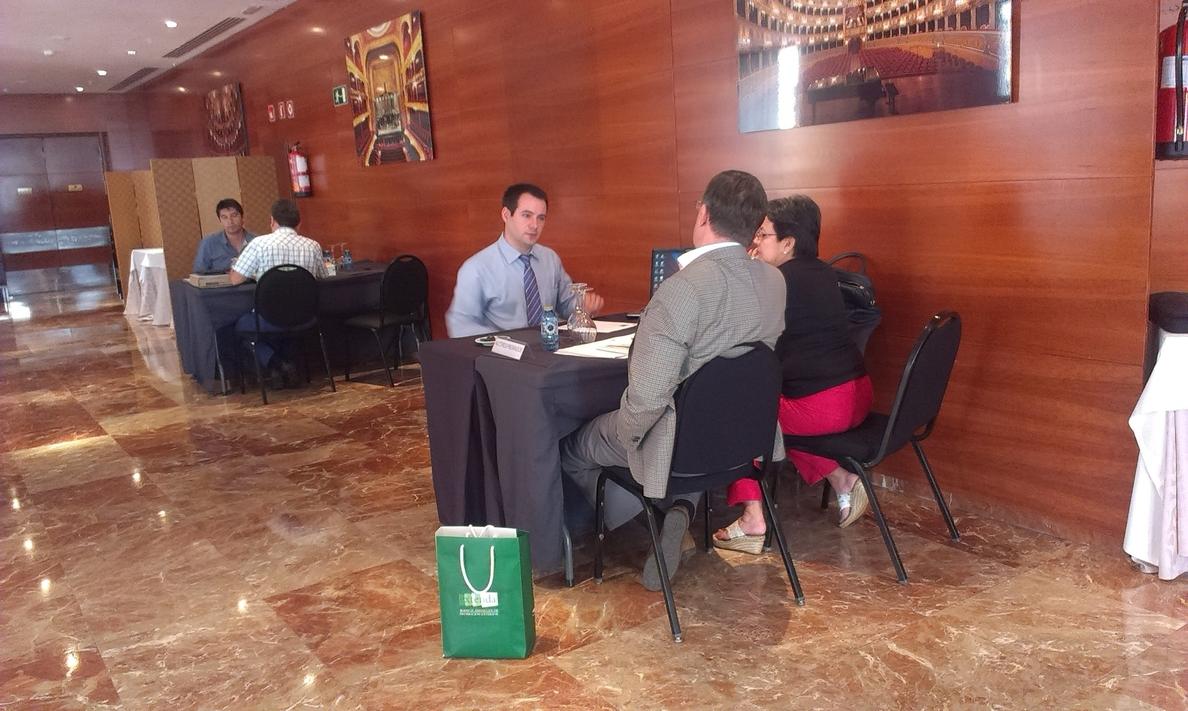 Una docena de empresas andaluzas del sector editorial acuden a un encuentro internacional en Málaga