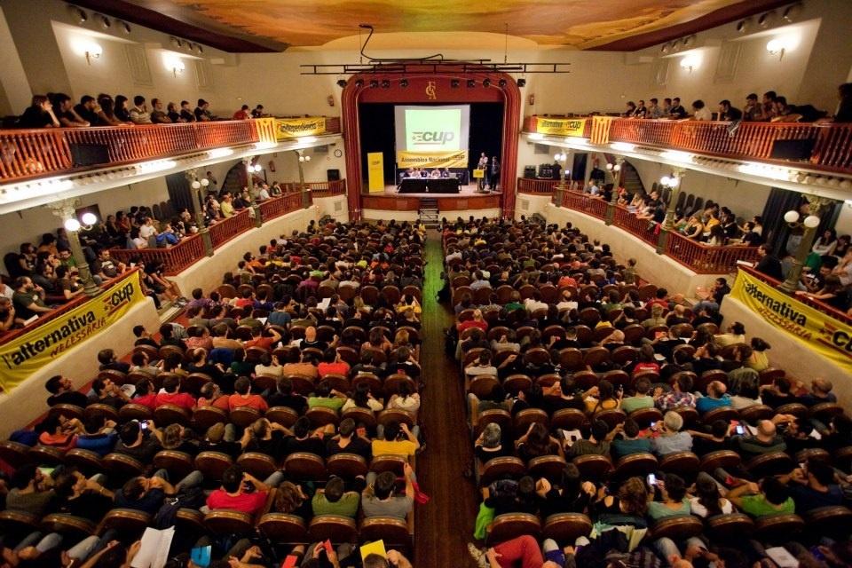 43 candidatos se presentan a las primarias de la CUP para ir al Parlament