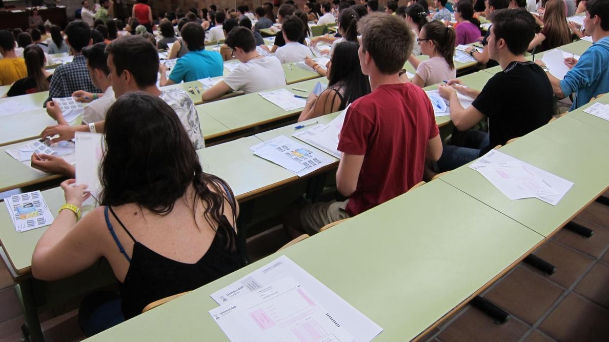 El 90,8% de los estudiantes presentados a las pruebas extraordinarias de Selectividad supera los exámenes
