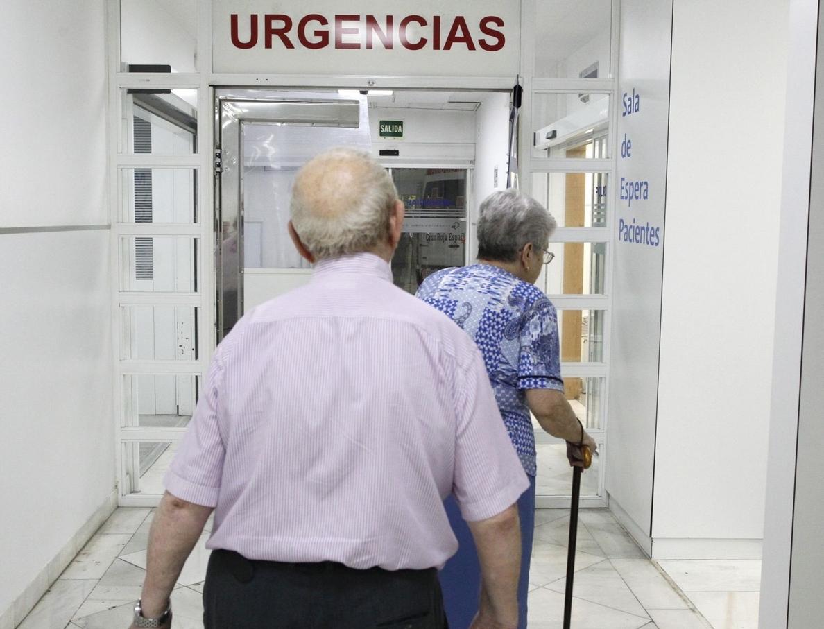 La mayoría de los atendidos por un golpe de calor tienen más de 70 años y sufren una patología añadida
