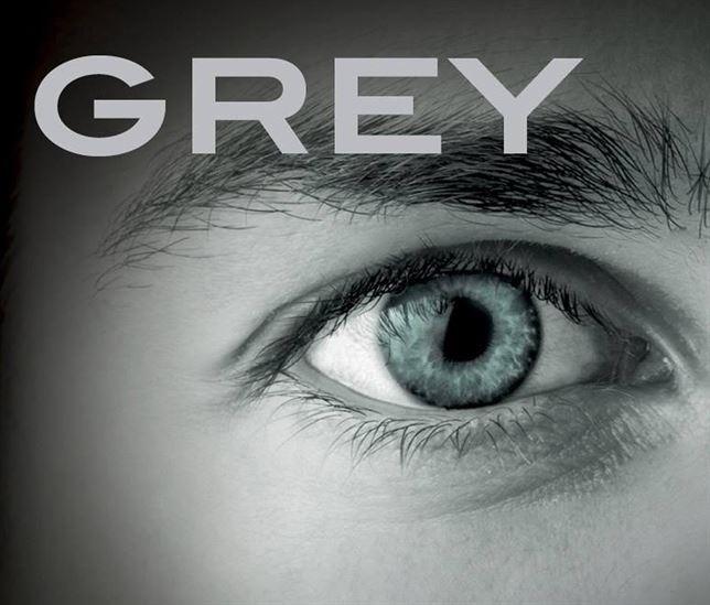 La página en blanco de Grey, el nuevo libro de 50 sombras