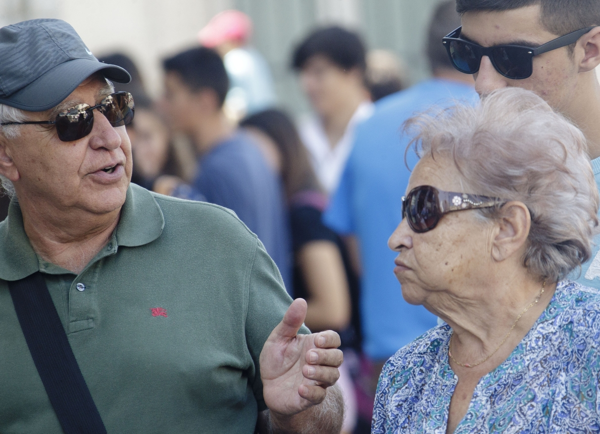 Las personas mayores son más sensibles a las situaciones de calor extremo