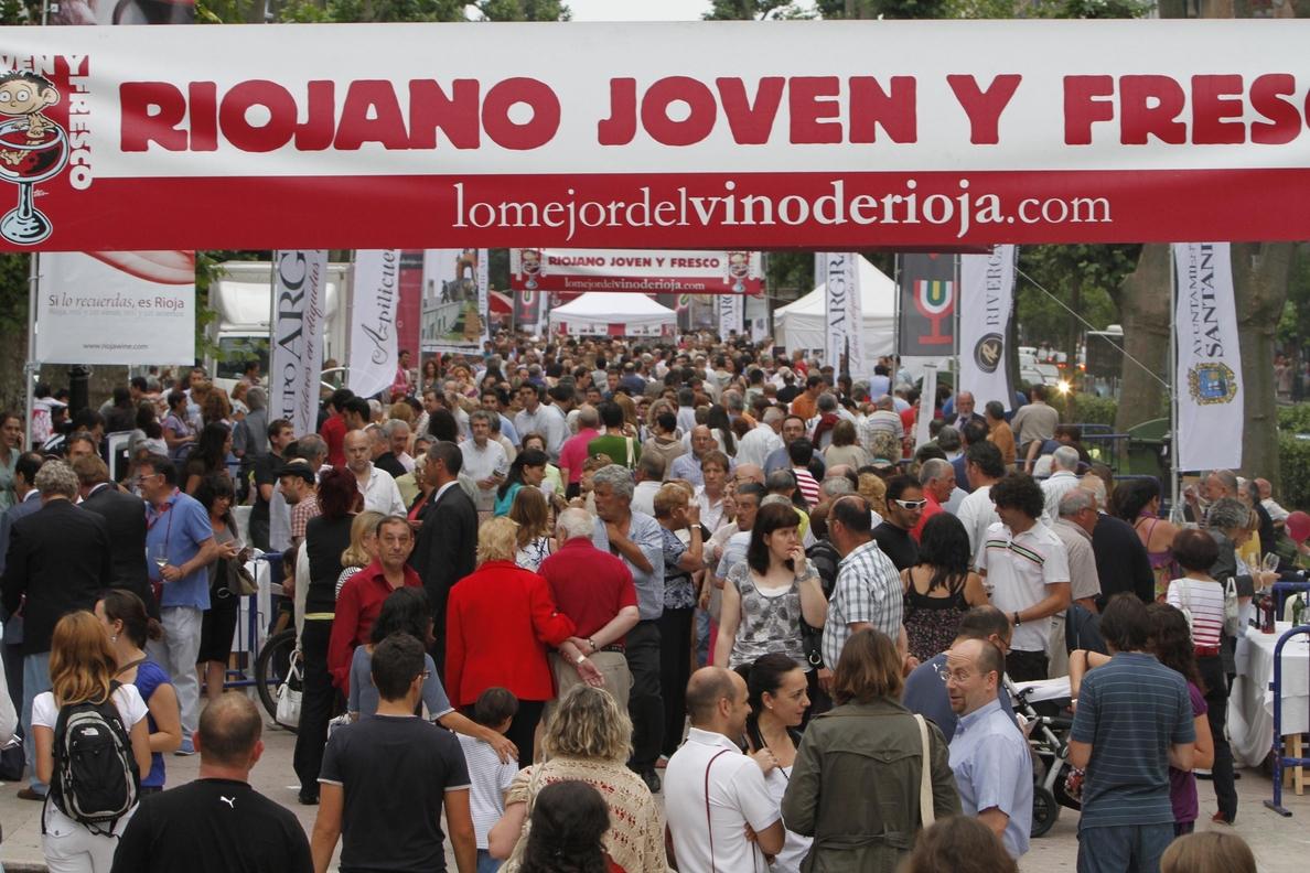 25 bodegas presentan este viernes sus vinos en un nuevo Riojano, Joven y Fresco
