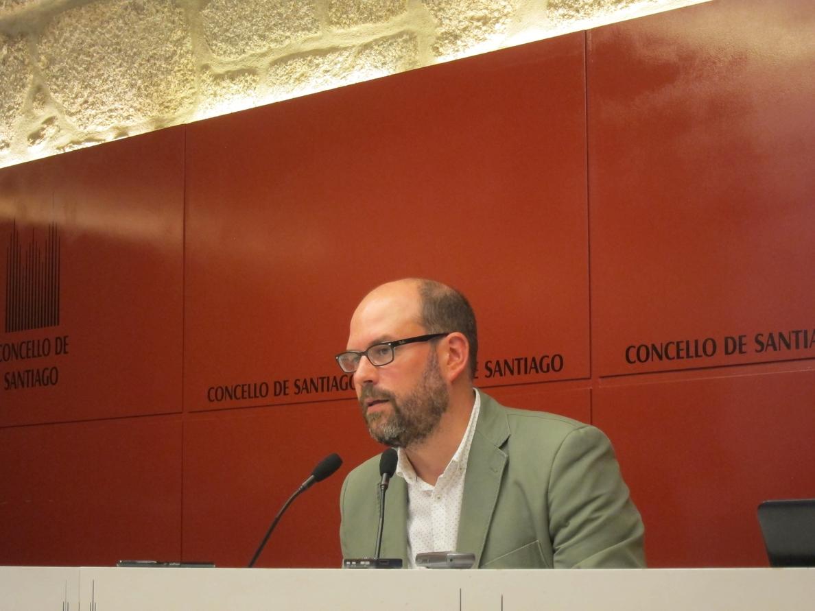 La representación institucional en la recepción del Obradoiro y Rajoy por el Apóstol se limitará al alcalde