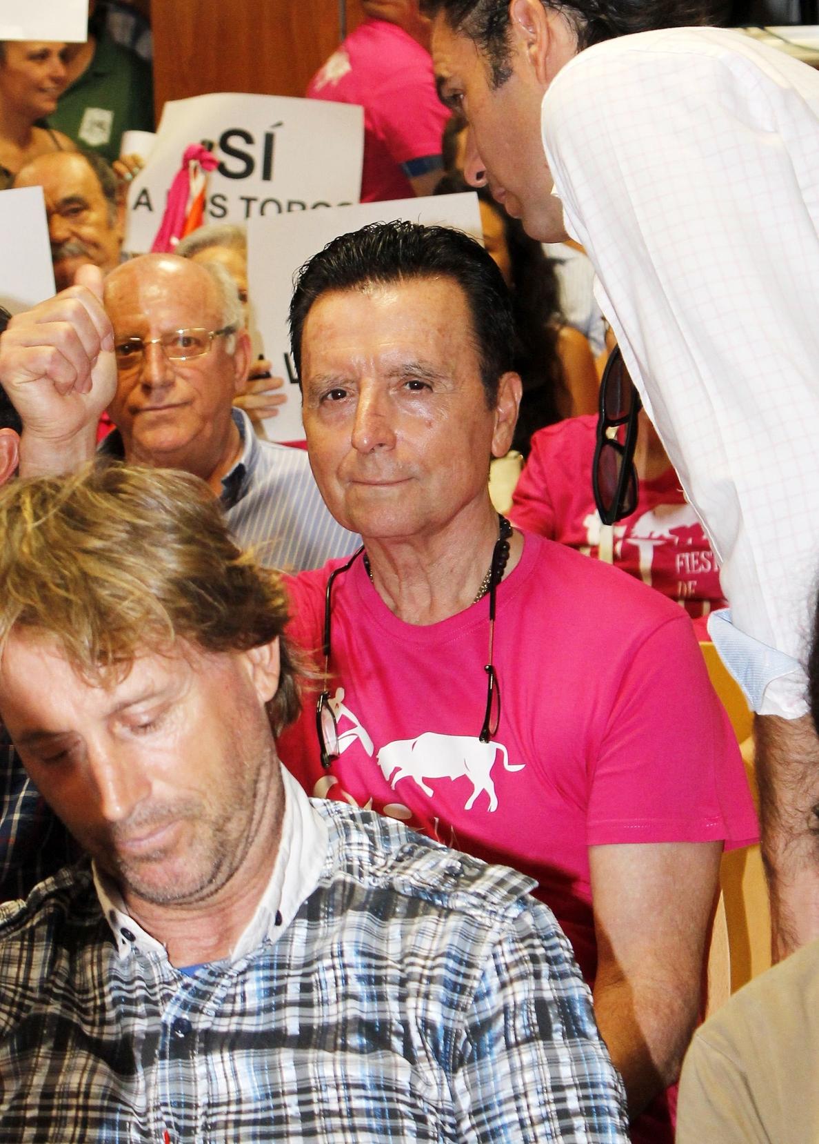 Aniceto, cuñado de Ortega Cano: «A José Fernando le veo fenomenal, estupendo»