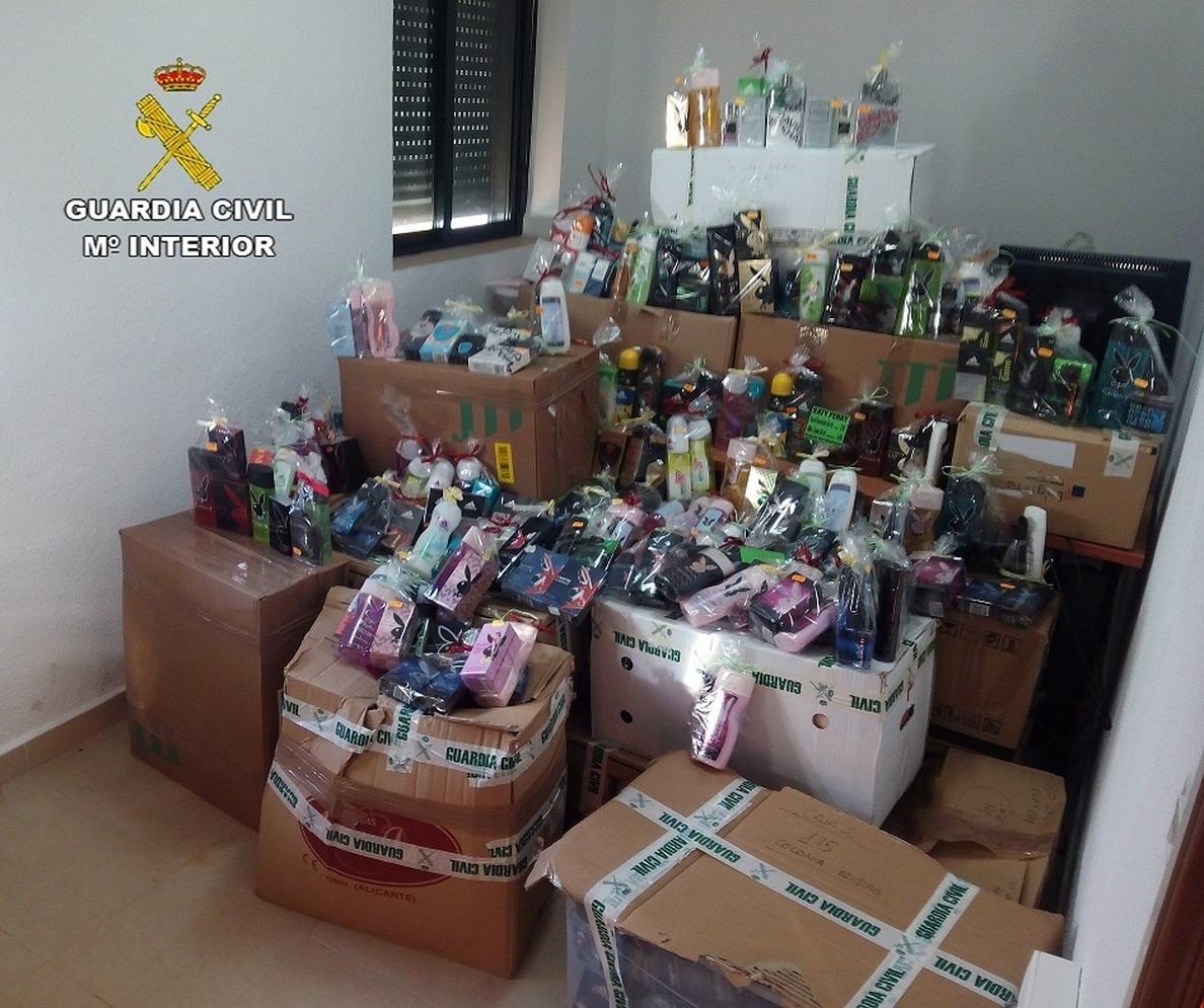 Dos imputados en Ayamonte por venta de productos procedentes de donaciones a una asociación benéfica