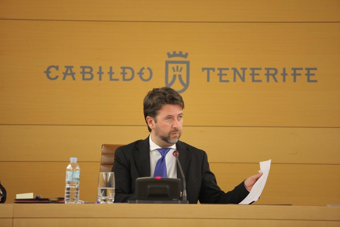 El Cabildo de Tenerife vuelve a remitir al Parlamento la iniciativa legislativa sobre los barrancos de Güímar