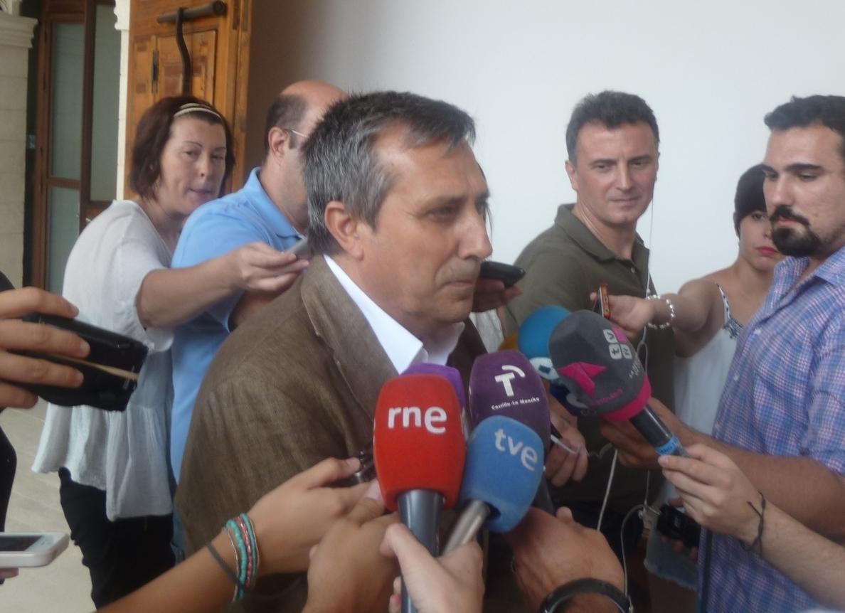 Ciudadanos asegura que la reforma de la ley electoral en C-LM «no es prioritaria pero sí importante» para ellos
