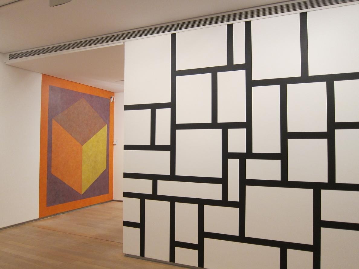 La Fundación Botín acoge la exposición más importante realizada en España de murales de Sol LeWitt
