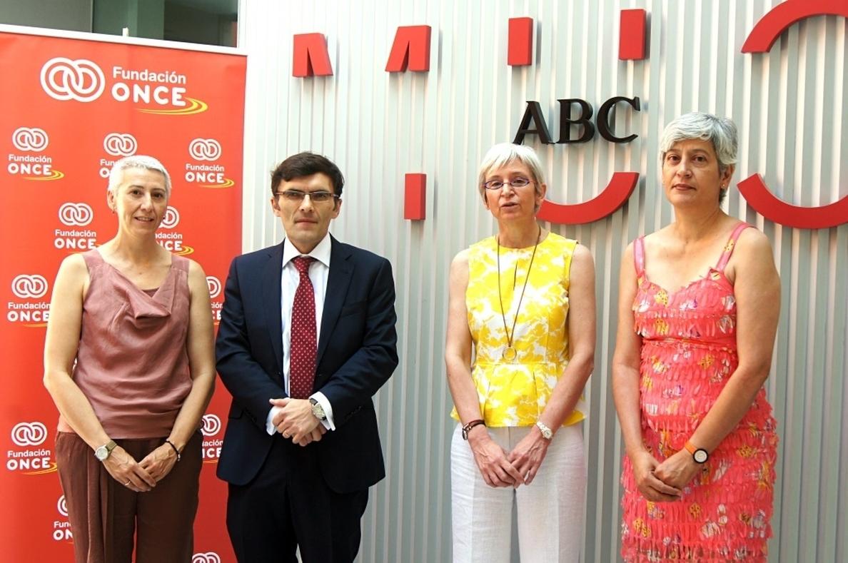 Fundación ONCE y Museo ABC se comprometen a promover el acceso a la cultura de las personas con discapacidad