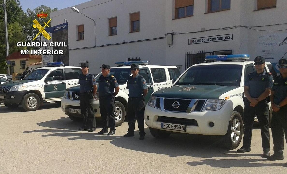 La Guardia Civil reforzará su vigilancia en las Lagunas de Ruidera durante el verano
