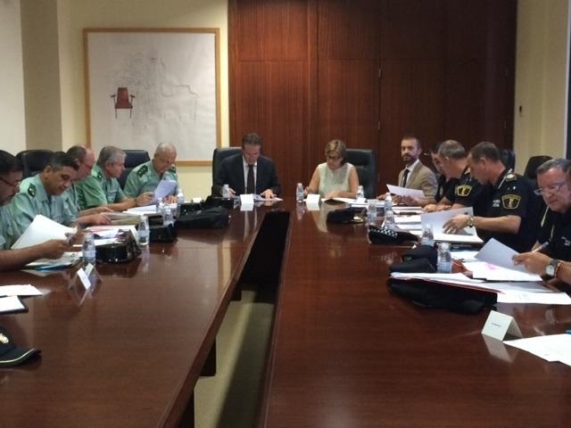 Más de 700 servicios de Guardia Civil y Policía Nacional velarán por la seguridad en el Arenal Sound