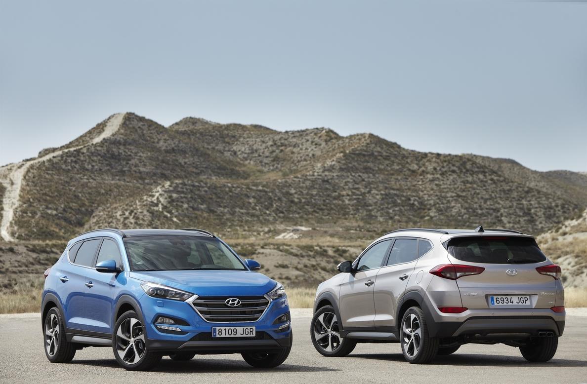 Hyundai pone a la venta en España el Tucson