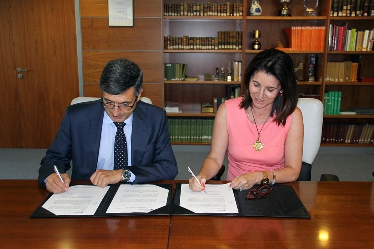 Loterías y Apuestas del Estado se incorpora al patronato de la Fundación Seres