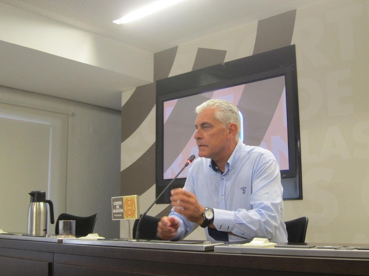 PP pide a Lambán una propuesta de reforma del sistema de financiación autonómica para debatir y aprobar en las Cortes