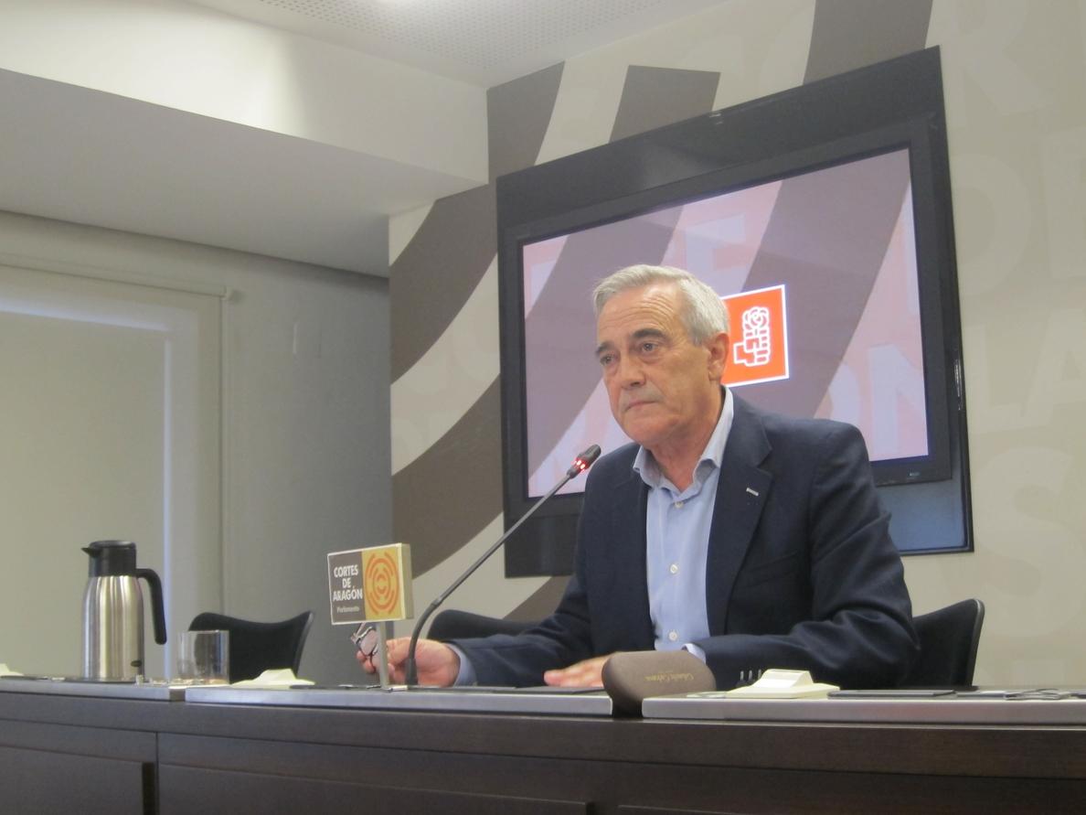 El PSOE propondrá a Marcelino Iglesias como senador autonómico
