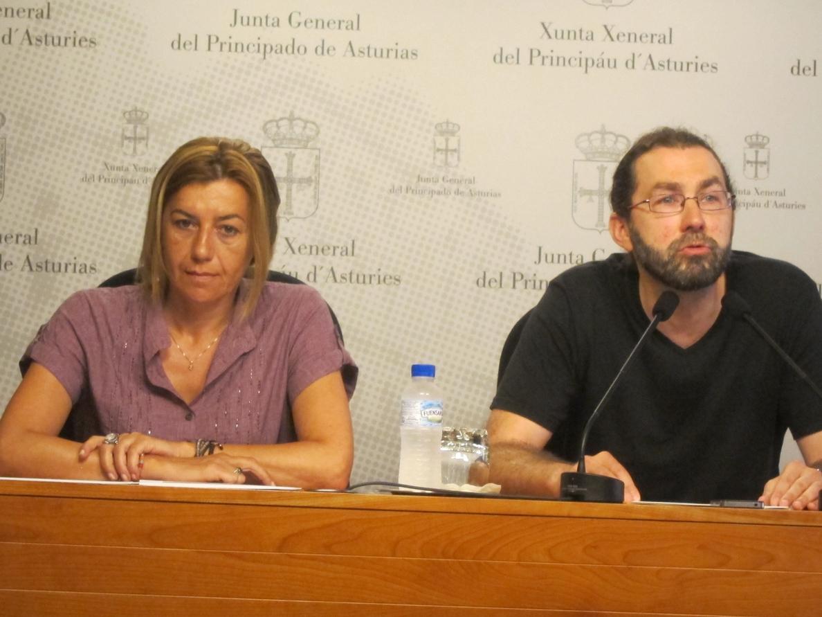 Podemos Asturias se mantiene «a día de hoy» en la abstención