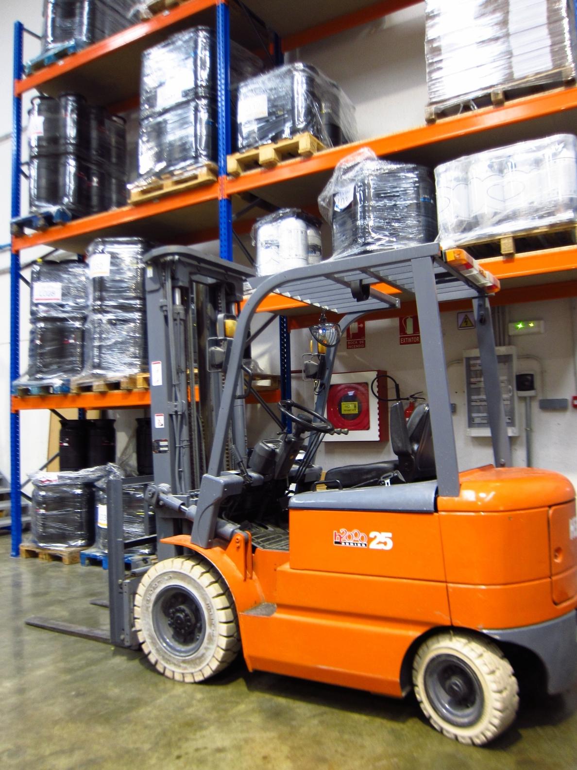 La entrada de pedidos industriales aumenta un 2,3% en C-LM en el mes de mayo