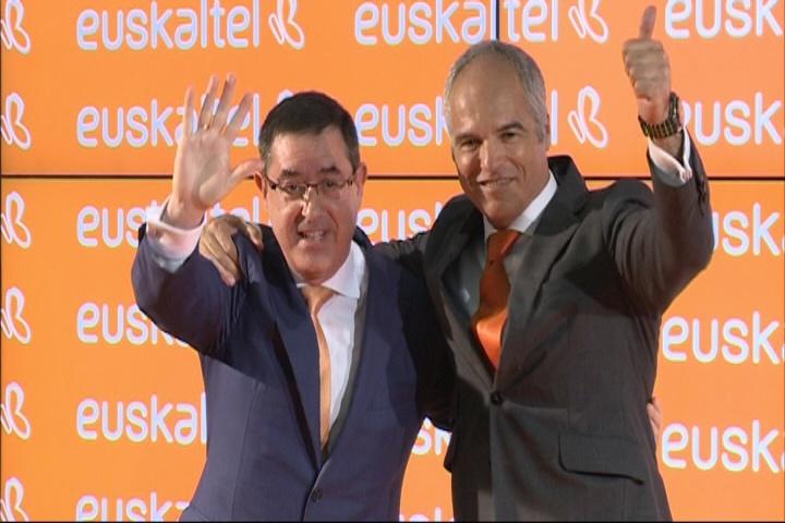 El presidente de Euskaltel invierte 2,56 millones en acciones de la firma y Morgan Stanley baja del 5%