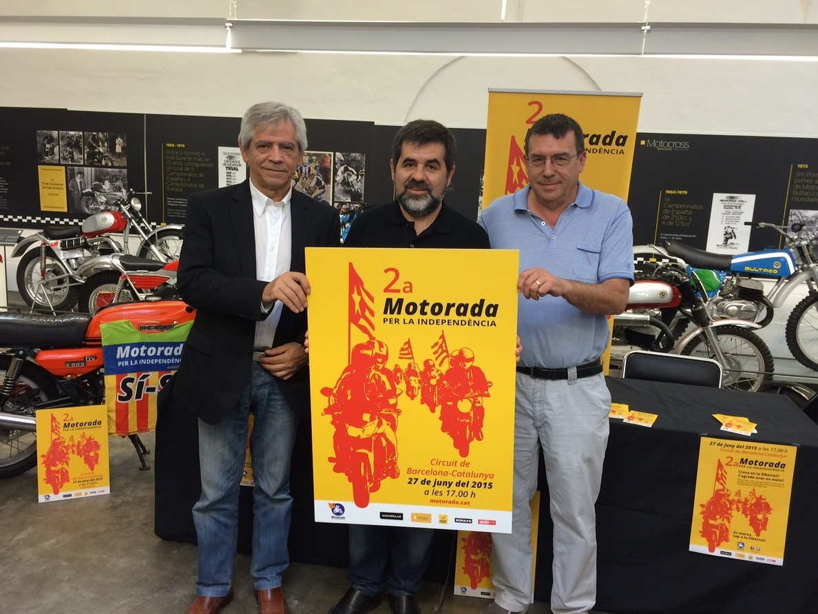 El presidente de Súmate será el número seis de la lista soberanista tras Junqueras