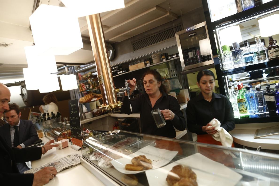 El sector servicios eleva sus ventas un 4,5% en mayo en La Rioja