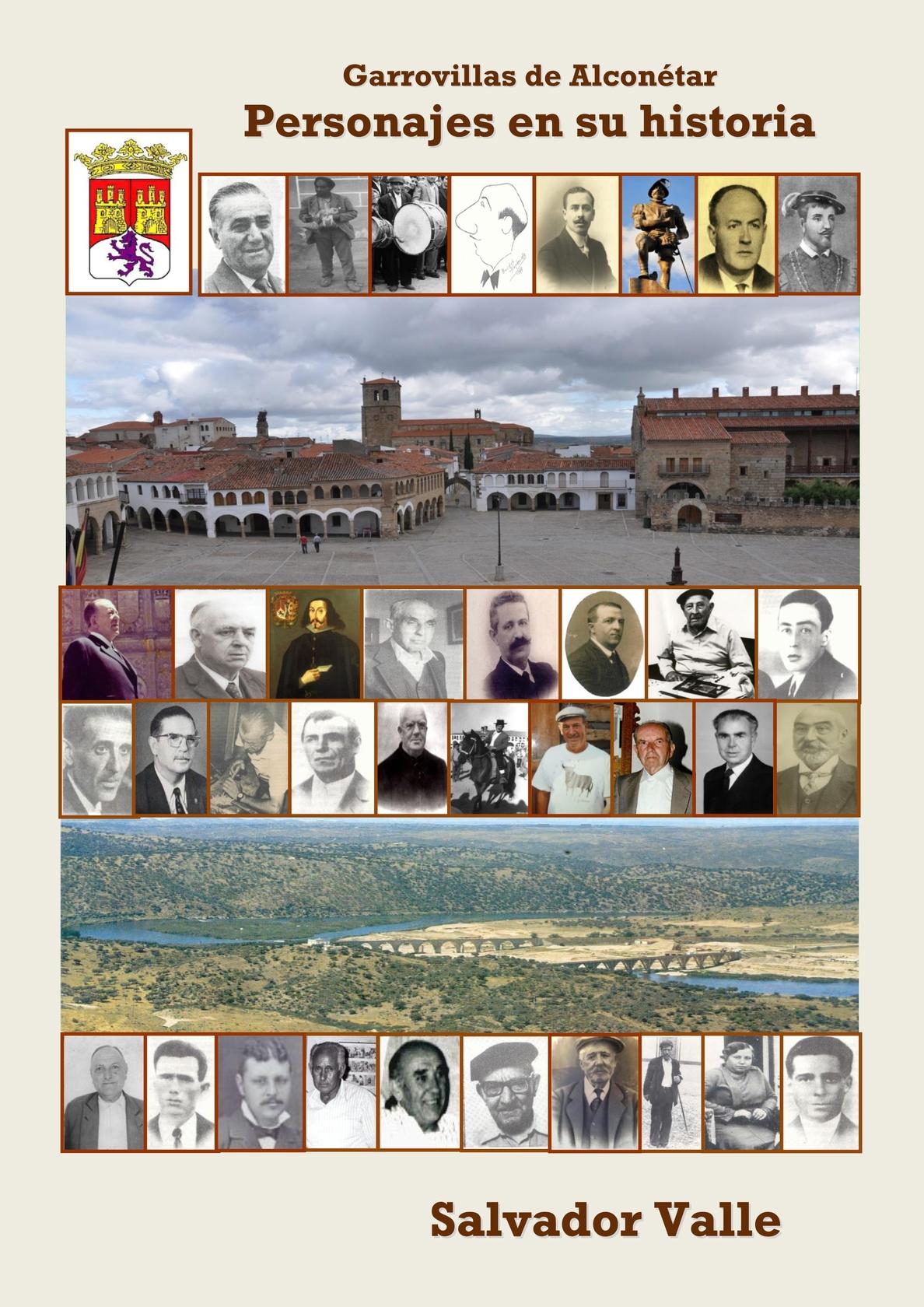 Un diccionario biográfico recoge la vida de 200 personajes históricos de Garrovillas de Alconétar (Cáceres)