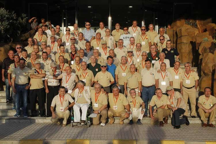 Un encuentro de veteranos del Sahara reunirá en octubre a unas 500 personas