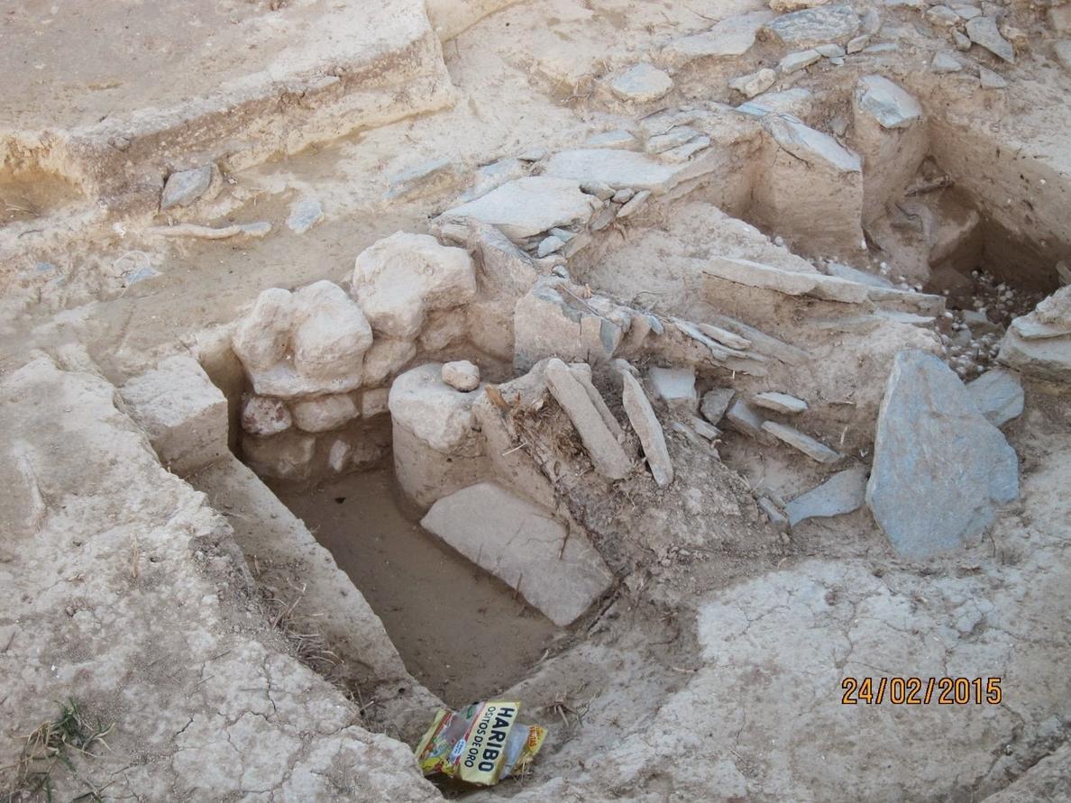 La cubrición de los nuevos dólmenes de Valencina costará 40.000 euros que se suman a 215.000 euros ya gastados