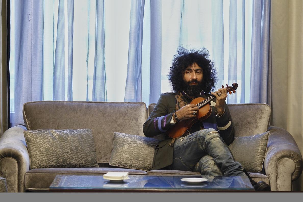 Ara Malikian: «No existe la música culta, sino la que emociona y la que no lo consigue»