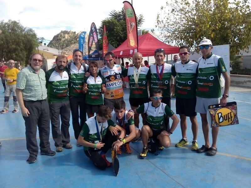 La selección andaluza de Carreras por Montañas culmina una temporada récord en la Copa de España