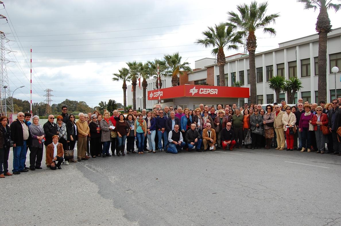 Cepsa comienza el 23 de octubre sus jornadas de puertas abiertas en su planta de San Roque