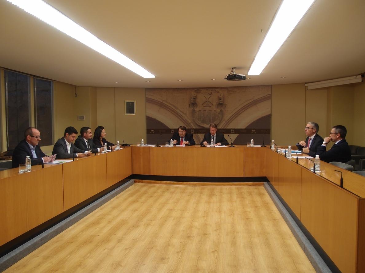 Constituida la ponencia para estudiar la reforma del Estatuto de Autonomía de La Rioja