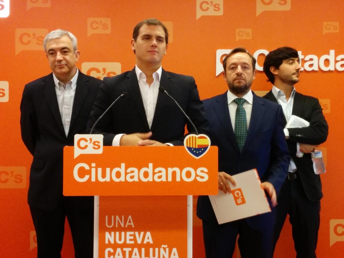 C»s critica el vídeo del PP por vincular la mejora de la economía a su gestión y no al esfuerzo de los españoles