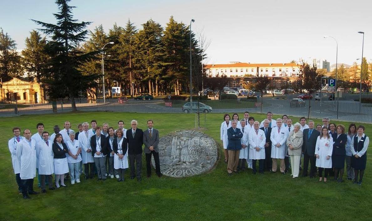 Navarra supera los 1.000 trasplantes de riñón