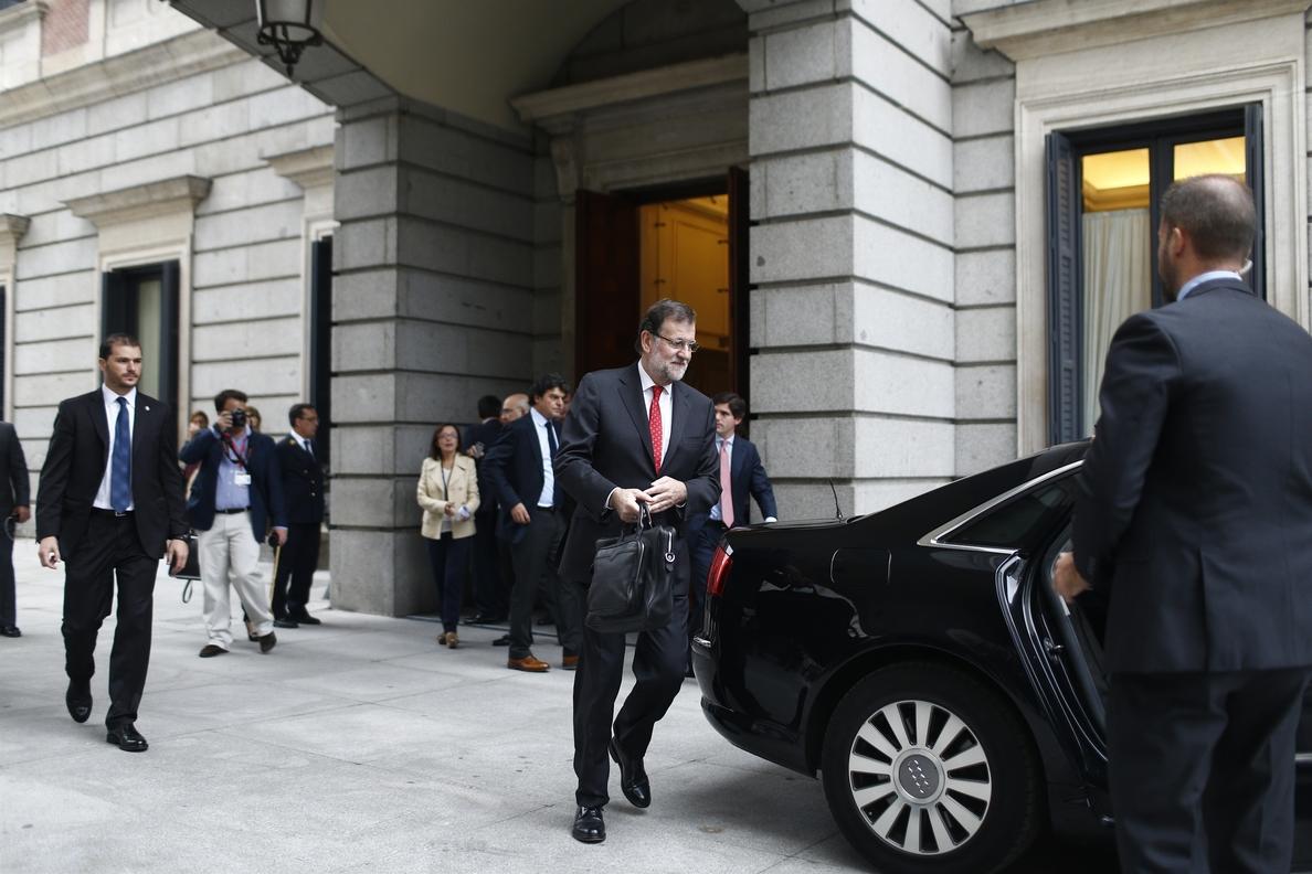 Rajoy «entiende» a Quiroga y confía en que su sucesor continuará defendiendo «el sentido común»