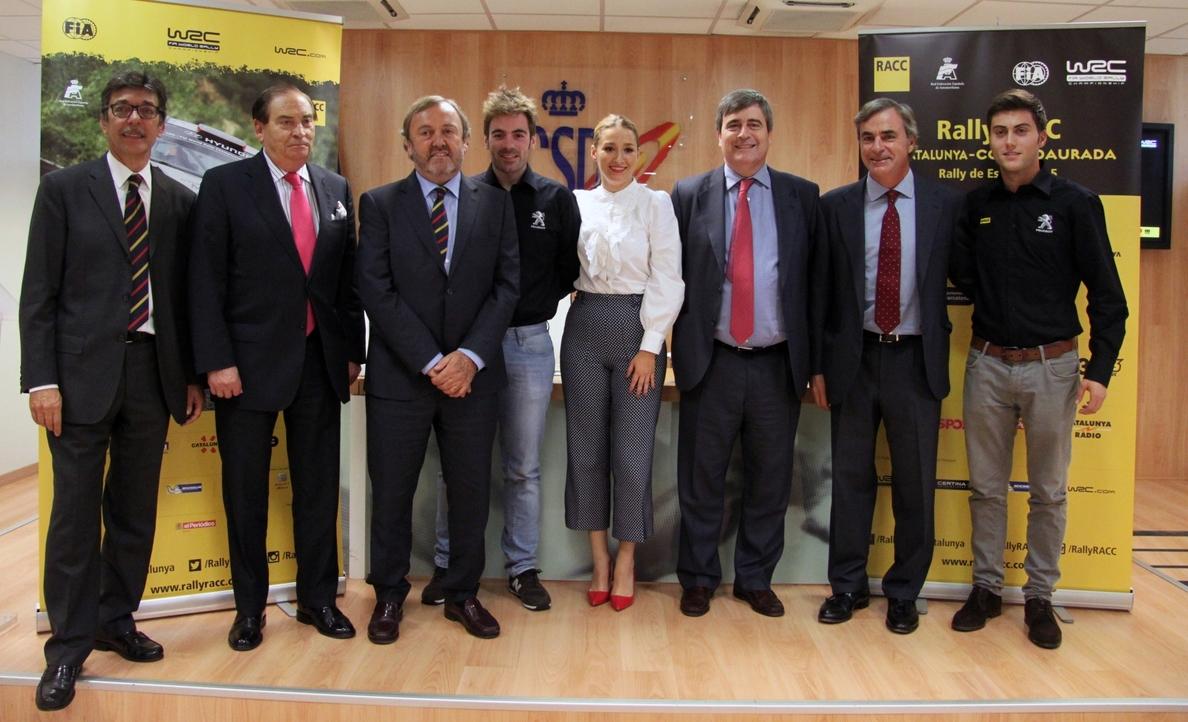 El Rally RACC Cataluña subraya su compromiso con el medio ambiente y la seguridad
