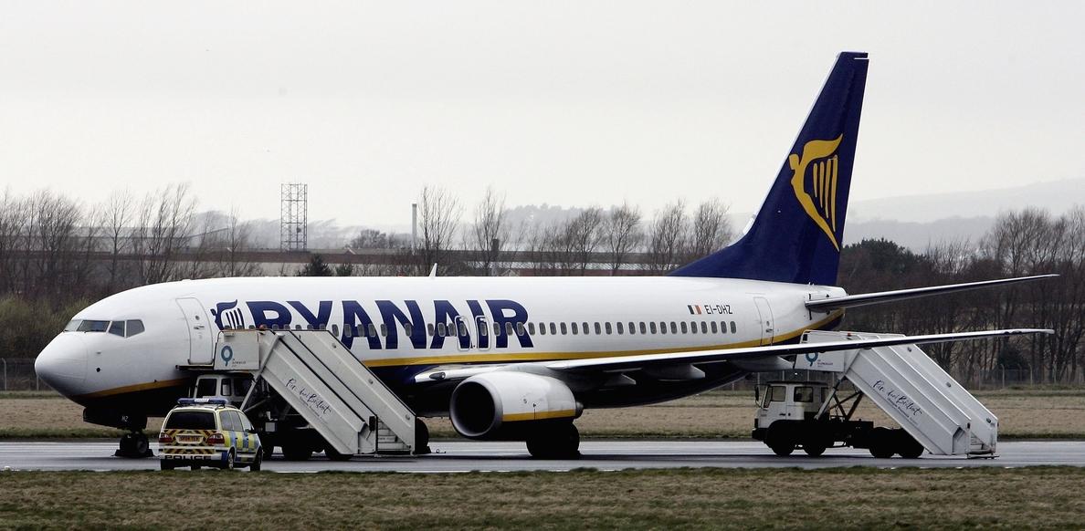 Ryanair incorpora desde Alicante vuelos a Berlín, Roma, Copenhague, Hamburgo y Newcastle para el verano de 2016