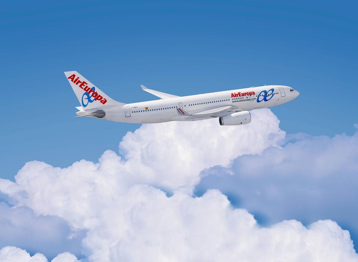 El Supremo anula la bajada del 8,47% en los salarios de tripulantes de cabina de Air Europa