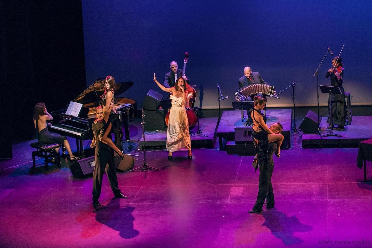»Tango, arte y tempo» lleva este viernes al Gran Teatro parte de las mejores piezas del género