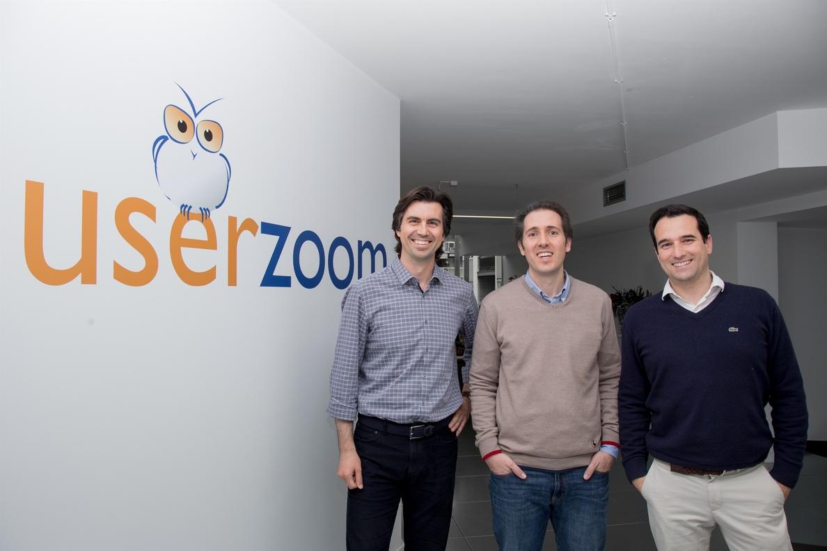 UserZoom cierra una ronda de financiación de 30 millones de euros liderada por TC Growth Partners