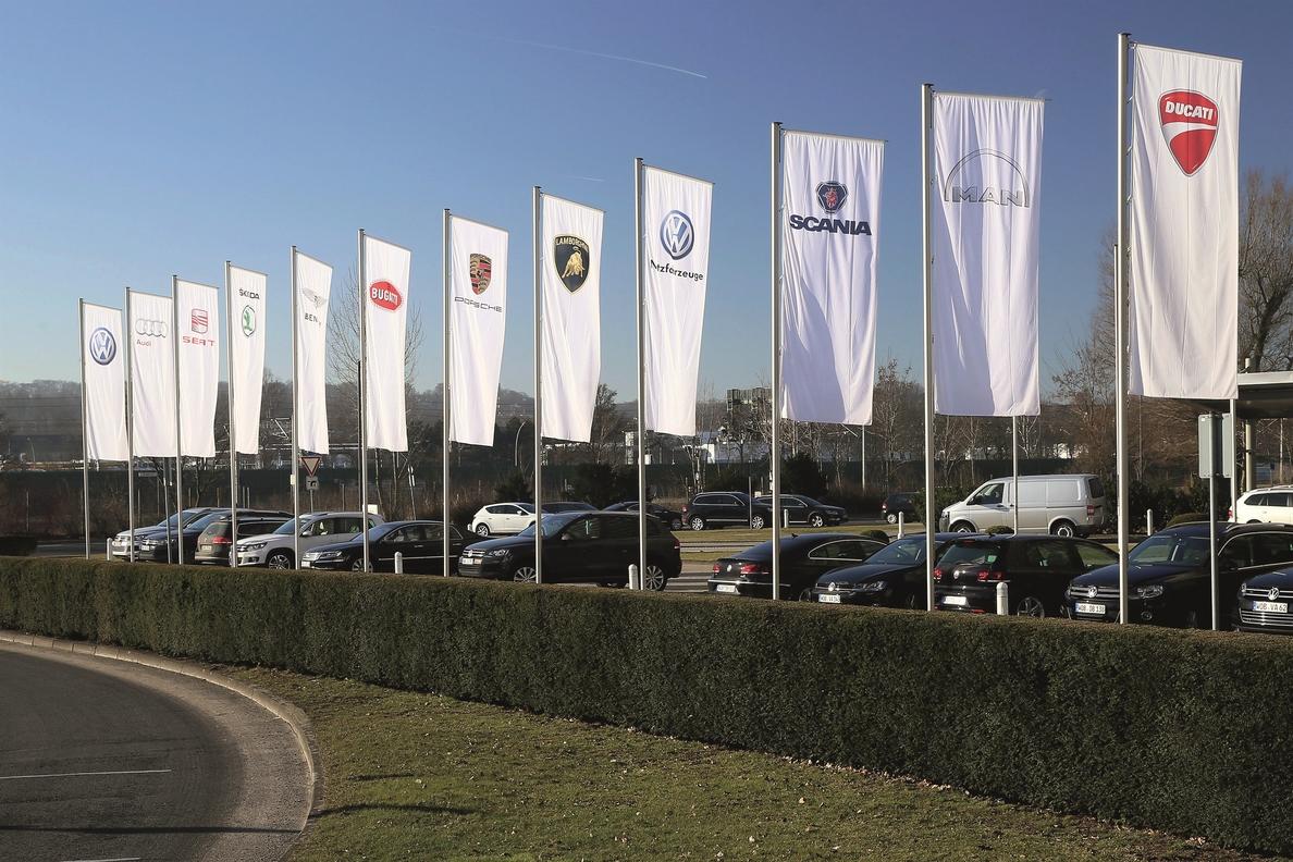 Volkswagen llamará a revisión 8,5 millones de vehículos en Europa