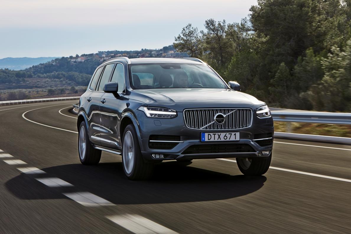 Volvo incorporará híbridos a toda su gama