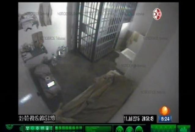 El abogado de los guardias de la cárcel de »El Chapo» alega que no tenían sonido en los monitores