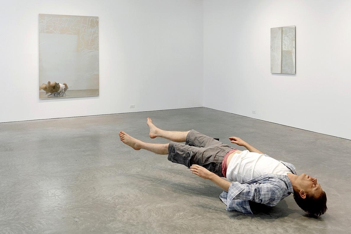 Una gran exposición sobre escultura hiperrealista iniciará en Bilbao su presentación europea