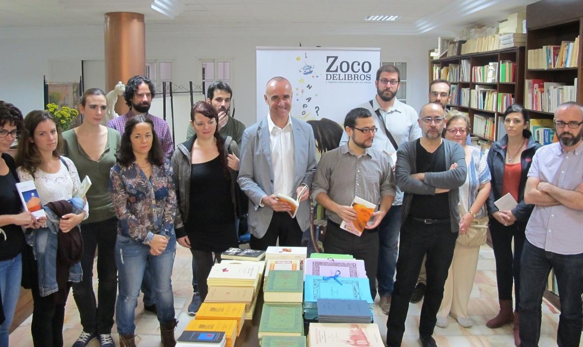 La Alameda abre este sábado su »Zoco de Libros», que acercará cada mes a lectores y sector editorial