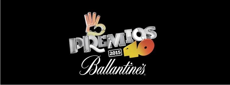 Pablo Alborán, Malú, Álvaro Soler, Madcon y Gente de Zona estarán en los Premios 40 Principales 2015