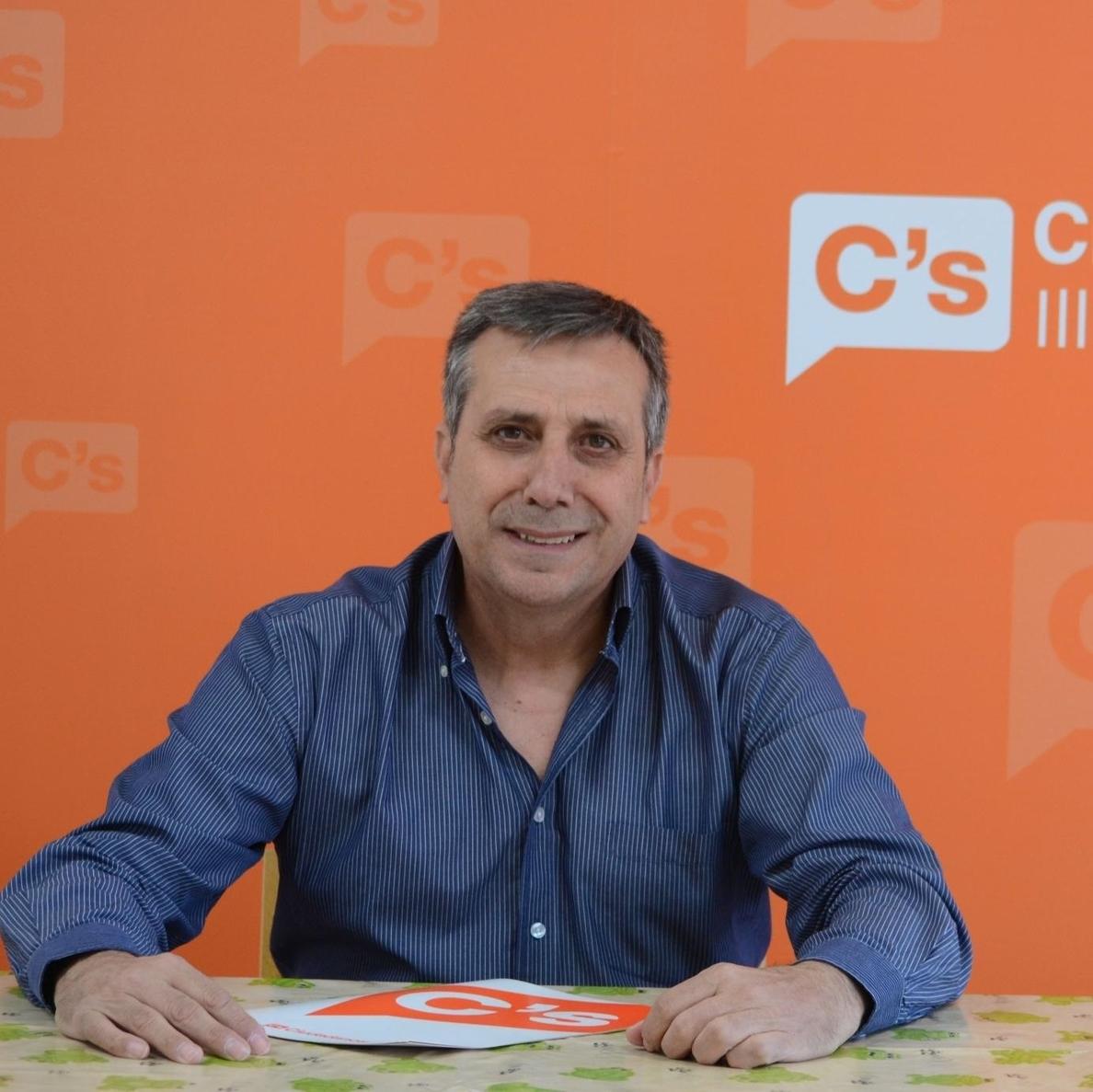 Antonio López no irá en las listas de Ciudadanos C-LM a las generales y augura un diputado en Toledo