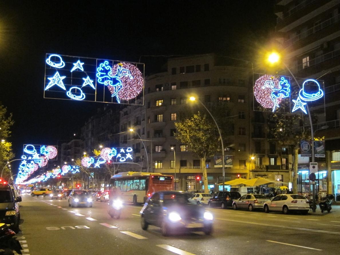 El Ayuntamiento de Barcelona recula y encenderá las luces de Navidad el 27 de noviembre